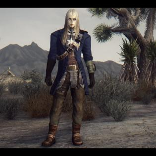 моды на fallout new vegas броня пустынного волка