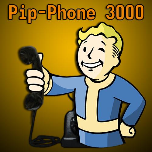 Pip-Phone 3000 / Пип-Фон 3000