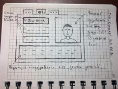 NoteBook, NPCs Tab, Concept Art