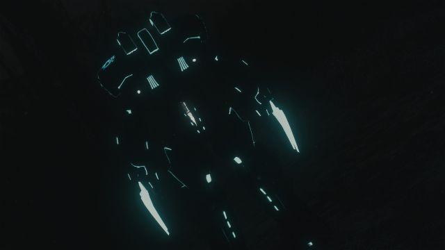 X-69 A.D.A.M. Power Armor WIP
