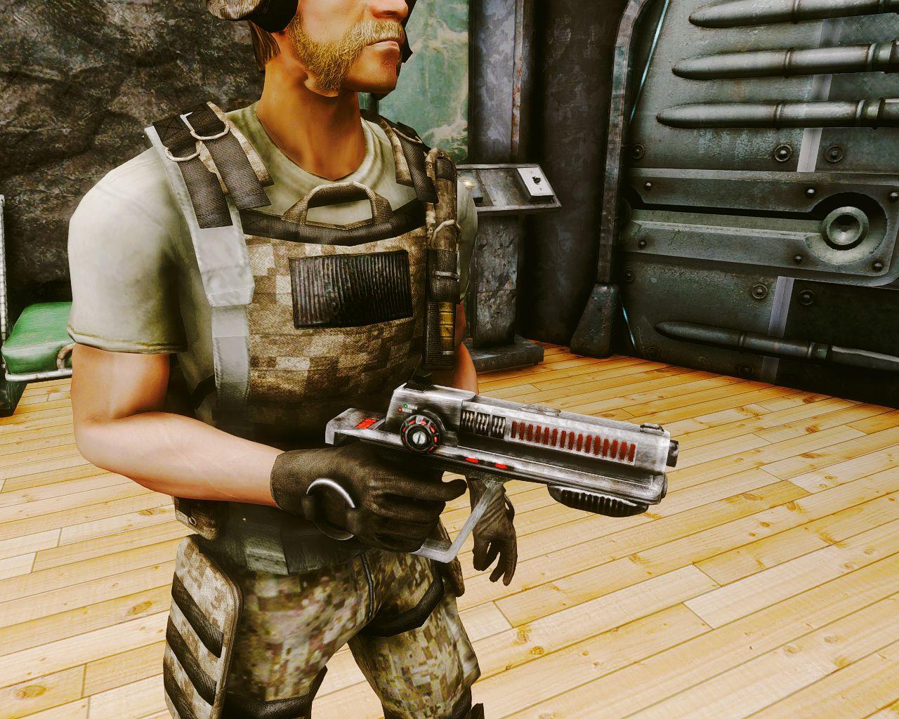 Лазерный пистолет Ваттс 1000