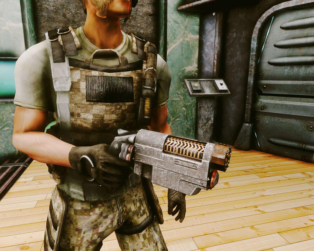Лазерный пистолет частиц