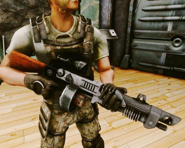 Лазерный карабин BIXIE-60