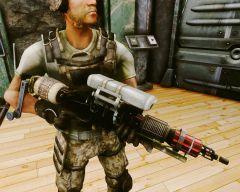 Динамо-винтовка
