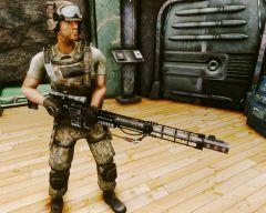 Фотонно-лазерная винтовка