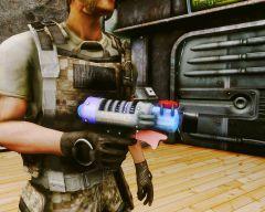 Статический бомбо-пистолет
