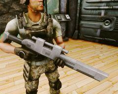 Лазерное оружие поддержки MT-2LSW