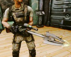 Самодельная плазменная винтовка