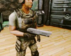 Лазерный пистолет MT-2HLP