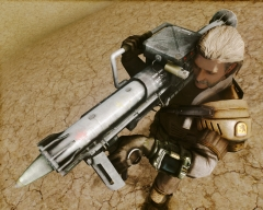 Оружие Fallout SFW RA - Тяжелое