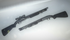 """Mossberg 590 Special Purpose Shotgun"""