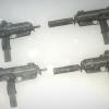 """HK MP7A3 SMG"""