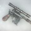 """""""Han Solo's DL-44 Heavy Blaster Pistol"""""""