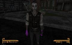 Fallout NV| Фиолетовые руки