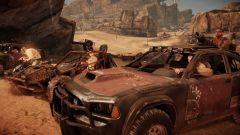 fond ecran jeux Mad Max game 006