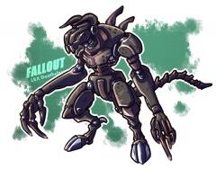 Робот - Коготь смерти