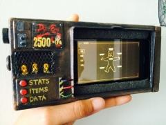 Пип-бой 2000 handmade