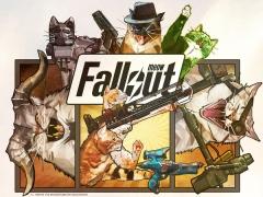 Fallout 4 - Обои и арты