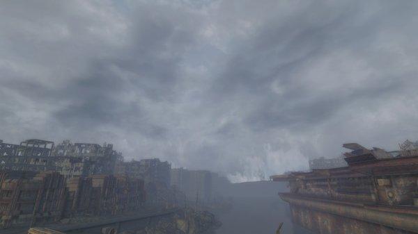Foggy Rivet City