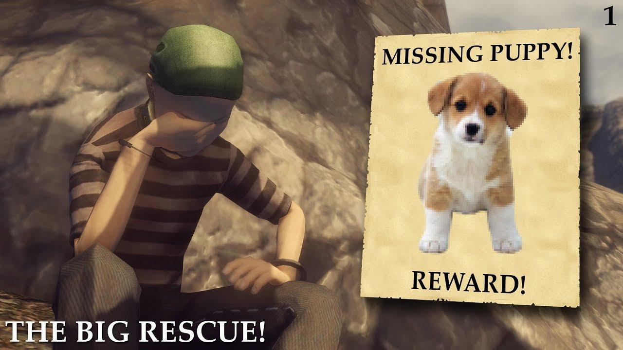 Грандиозное спасение! / Jokerine's The Big Rescue