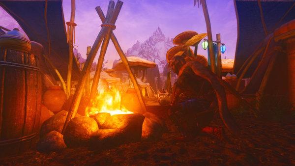 Лагерь Новый Зайнаб (кочевые Эшлендеры)