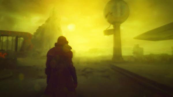 Прогноз погоды в Fallout NV: в Мохаве ожидаются радиоактивные осадки, температура воздуха + 35 градуса по Цельсию.