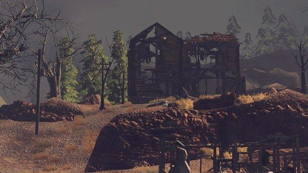 Забытая долина.