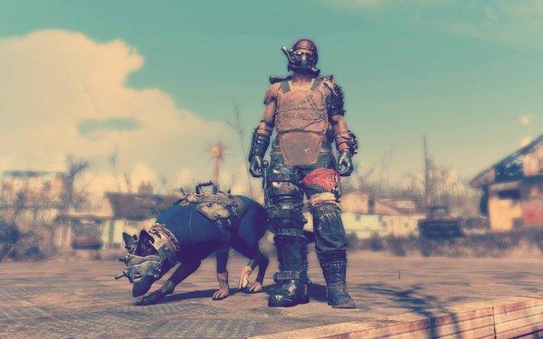 Fallout 4 - Галерея